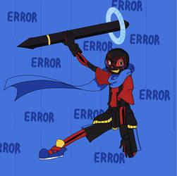 Template!Error Sans by YesChildImLolbit