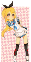 A uniform for Wonderland