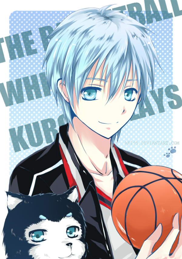 Kuroko no Basket by Aki95