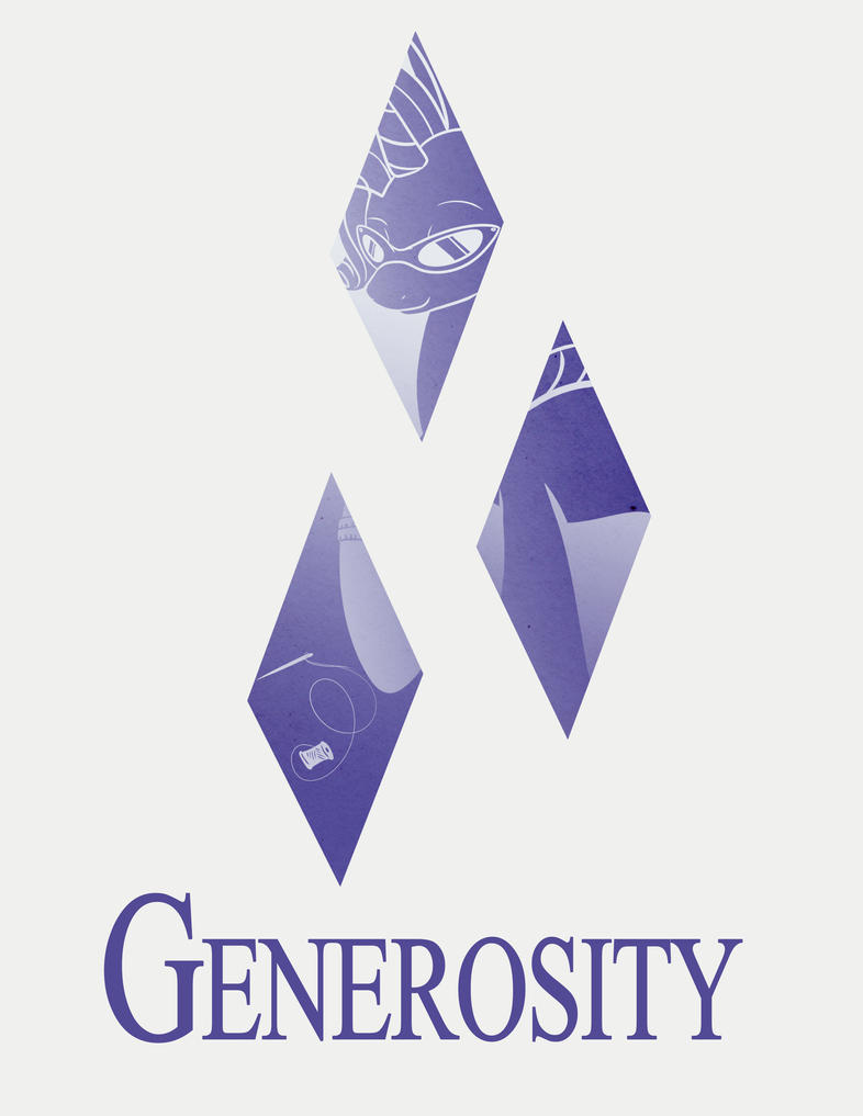 Generosity by Ruirik