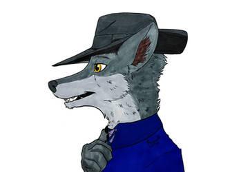 The Marker Series: Silver Fox