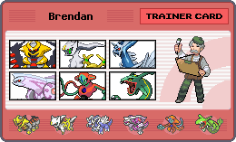 My trainer card 0 by CoolMan666