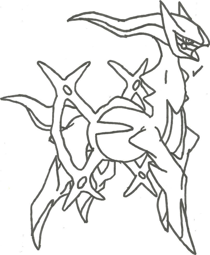 Ausmalbilder Pokemon Lucario : Sch N Ausmalbilder Pokemon Arceus Bilder Malvorlagen Von Tieren