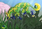 Species: Webbed Lacera
