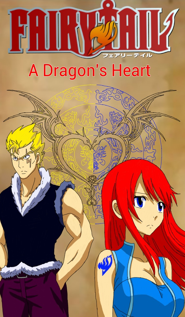 Fairy Tail AU: A Dragon's Heart by EmilyValkov