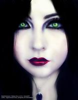 makeup by BlackNinfaQueen