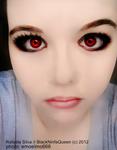 makeup II by BlackNinfaQueen
