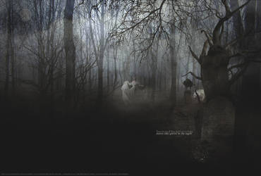 Spirits in the night by BlackNinfaQueen
