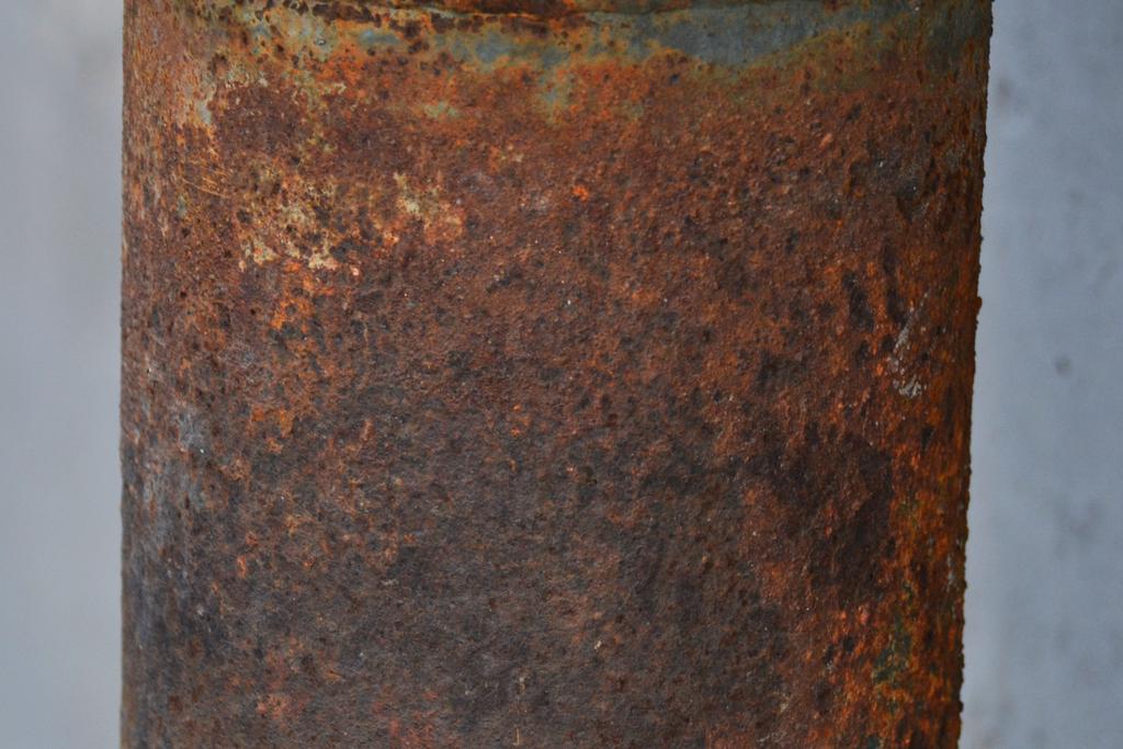 Rusty Pipe Texture Base By Azaleapoena