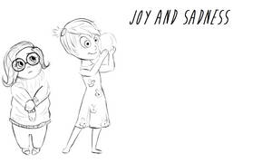 Joy and Sadness