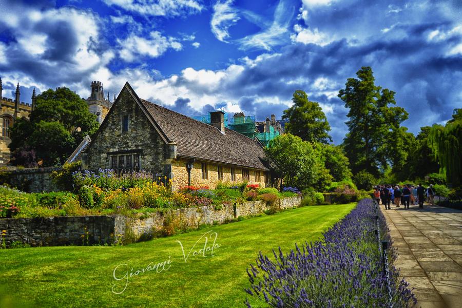 Trough Oxford by JohnnyVadala