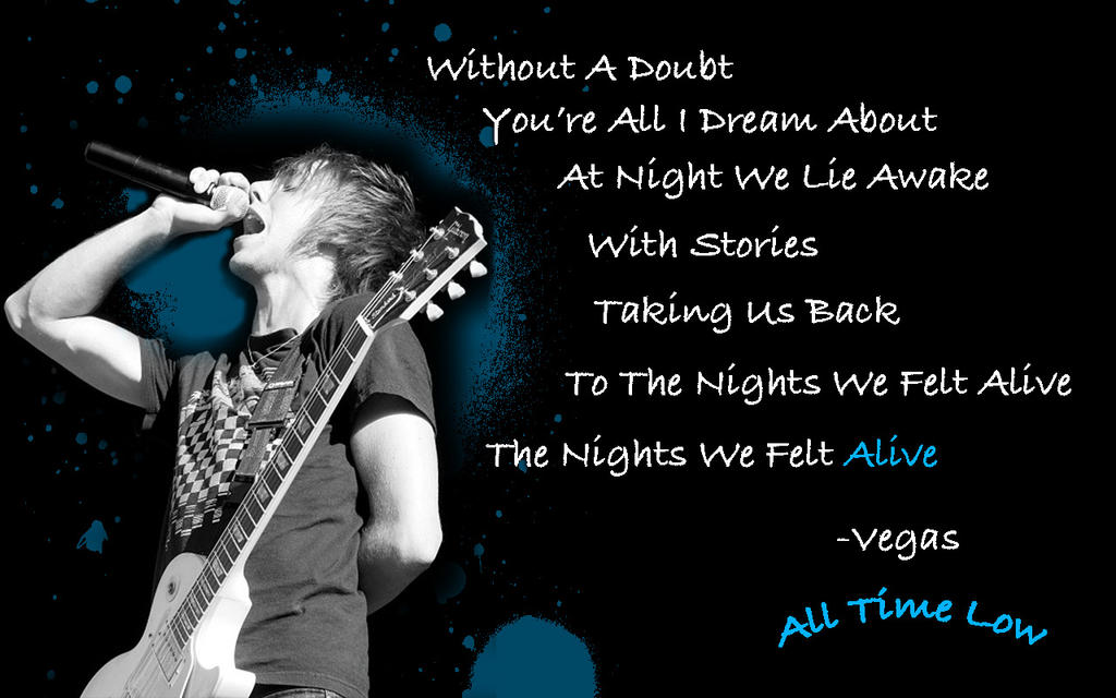All Time Low Desktop by ArunBli on DeviantArt