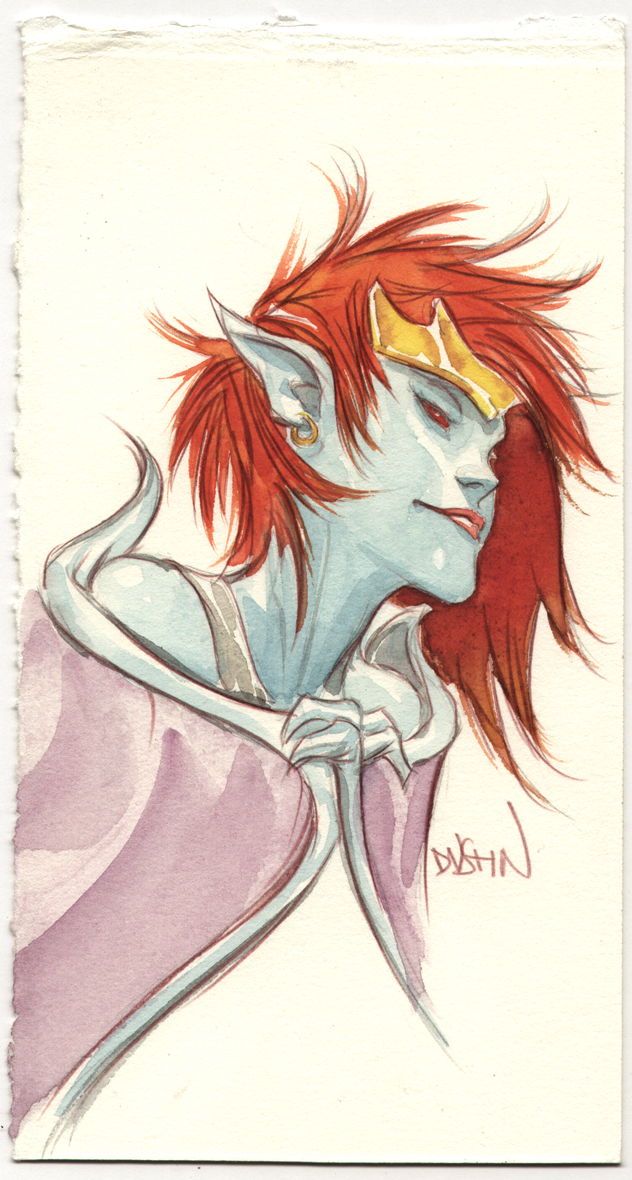 demona by duss005