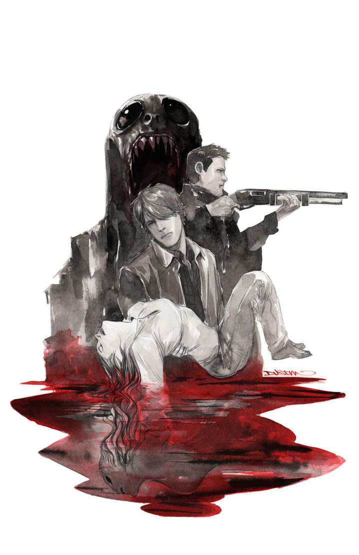 supernatural cover 6 by duss005