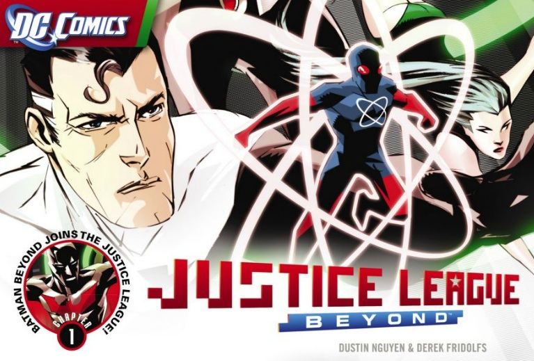 Justice League Beyond by duss005
