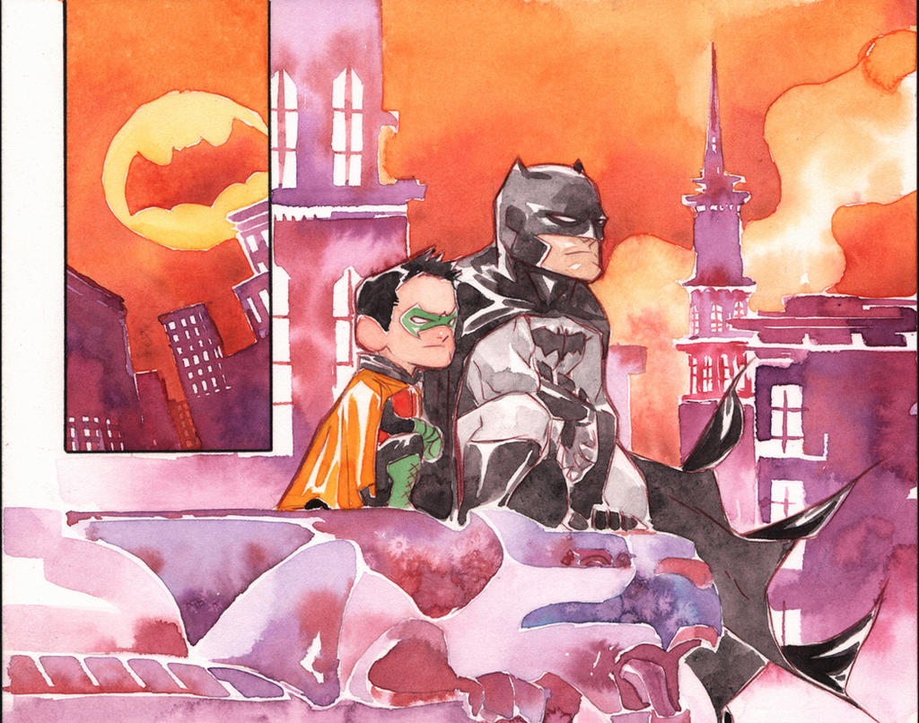 Little Gothams by duss005