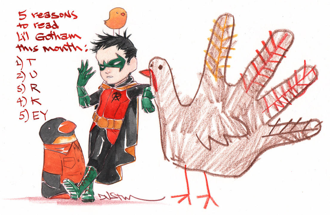 Happy Thanksgiving y'all by duss005