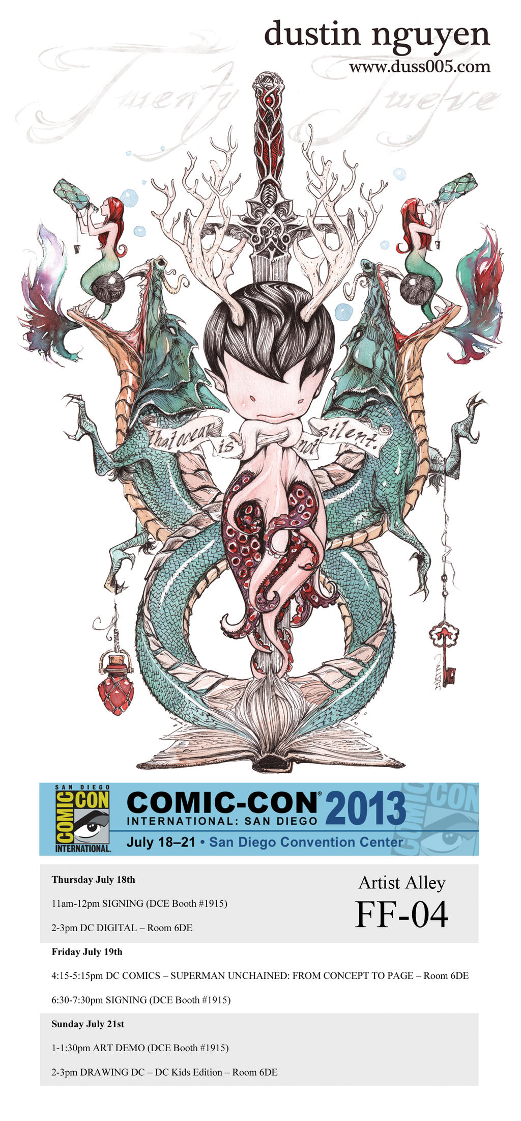 SDCC 2013 by duss005