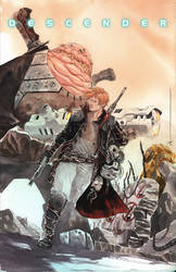 Descender cover 8