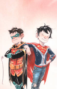 super sons cover 1