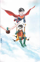 super sons cover 7 by duss005