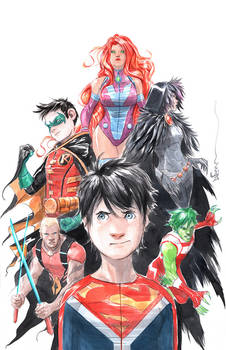super sons cover 6