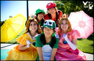 Mario Party by TTCosplay