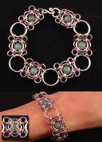 Aventurine Bracelet by WaistedSpace
