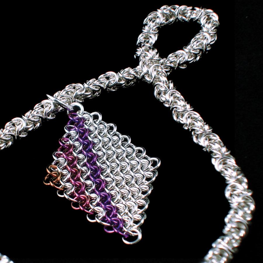 Slinky Diamonds Pendant