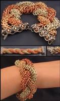 Braided GSG Bracelet