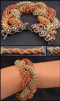 Braided GSG Bracelet by WaistedSpace