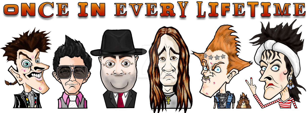 Once In Every Lifetime by panicfaceproductions