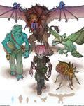 Gamma World Monsters 2
