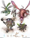 Gamma World Monsters 4