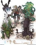 Gamma World Monsters 5