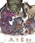 Gamma World Monsters 6