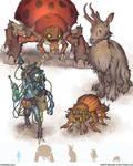 Gamma World Monsters 7