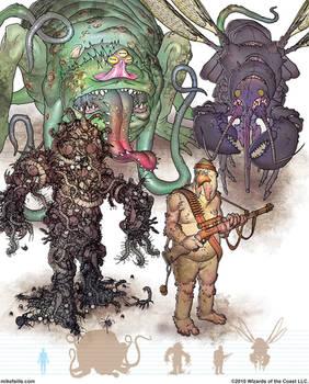 Gamma World Monsters 8