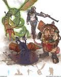 Gamma World Monsters 9