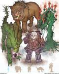 Gamma World Monsters 10