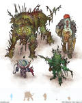 Gamma World Monsters 11