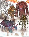 Gamma World Monsters 12