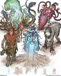 Gamma World Monsters 13