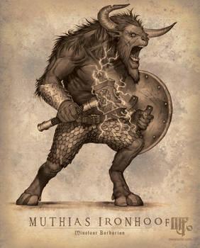 MikeFaille Muthias