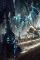Diablo3- Reaper of Souls Fan Art by LukaszSienkiewicz