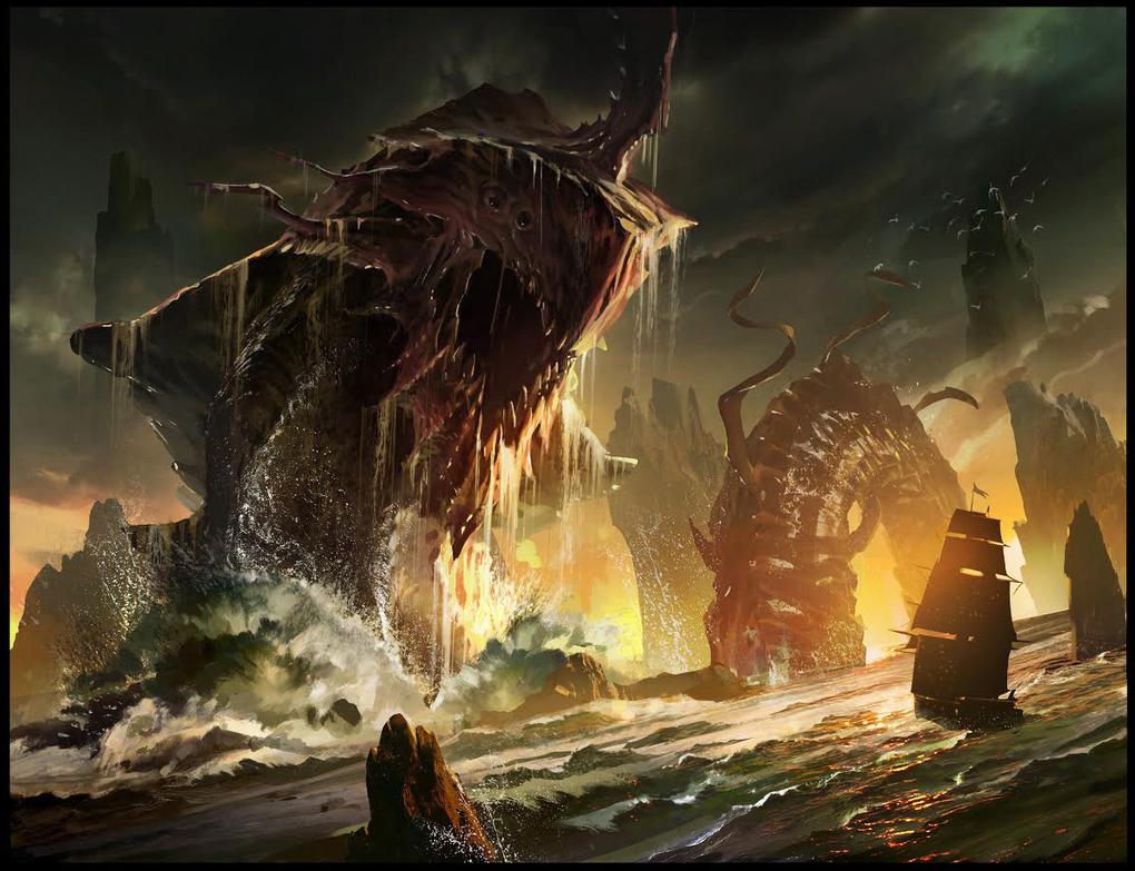 Leviatan by LukaszSienkiewicz