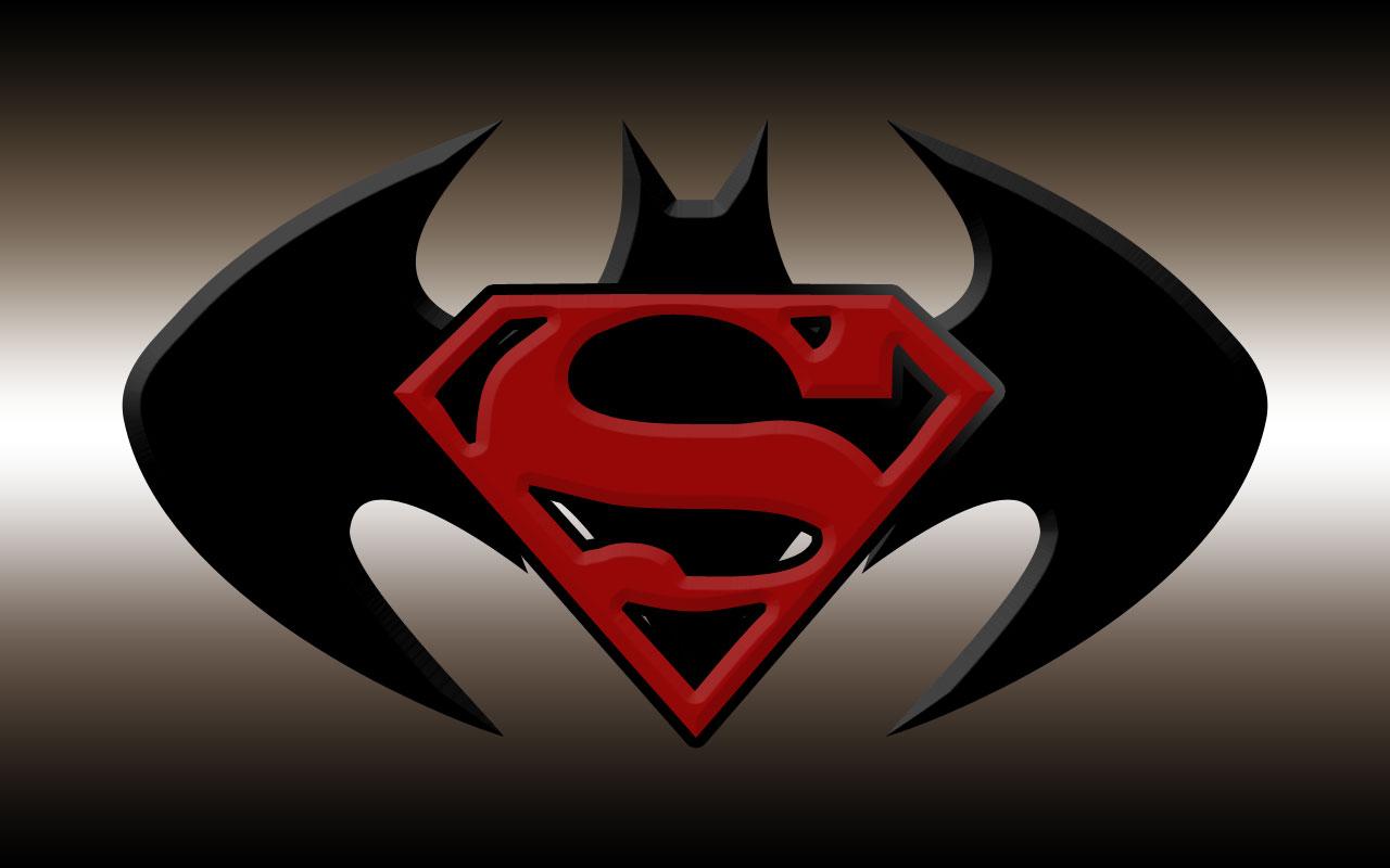 superman batman logo by tenzo27 on deviantart