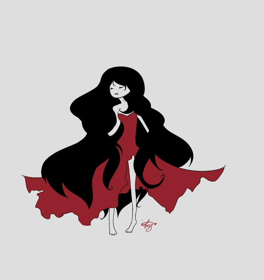 Marceline by keyaramuri