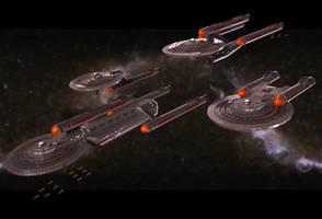 Trek Fleet by Marian87