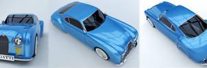 Bugatti T102